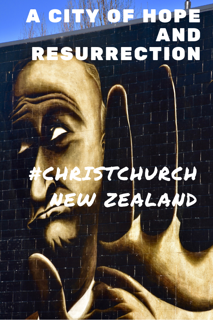 Christchurch New Zealand