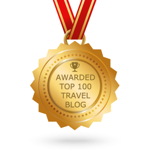 Check out the Top 100 Travel Blogs to watch in 2017