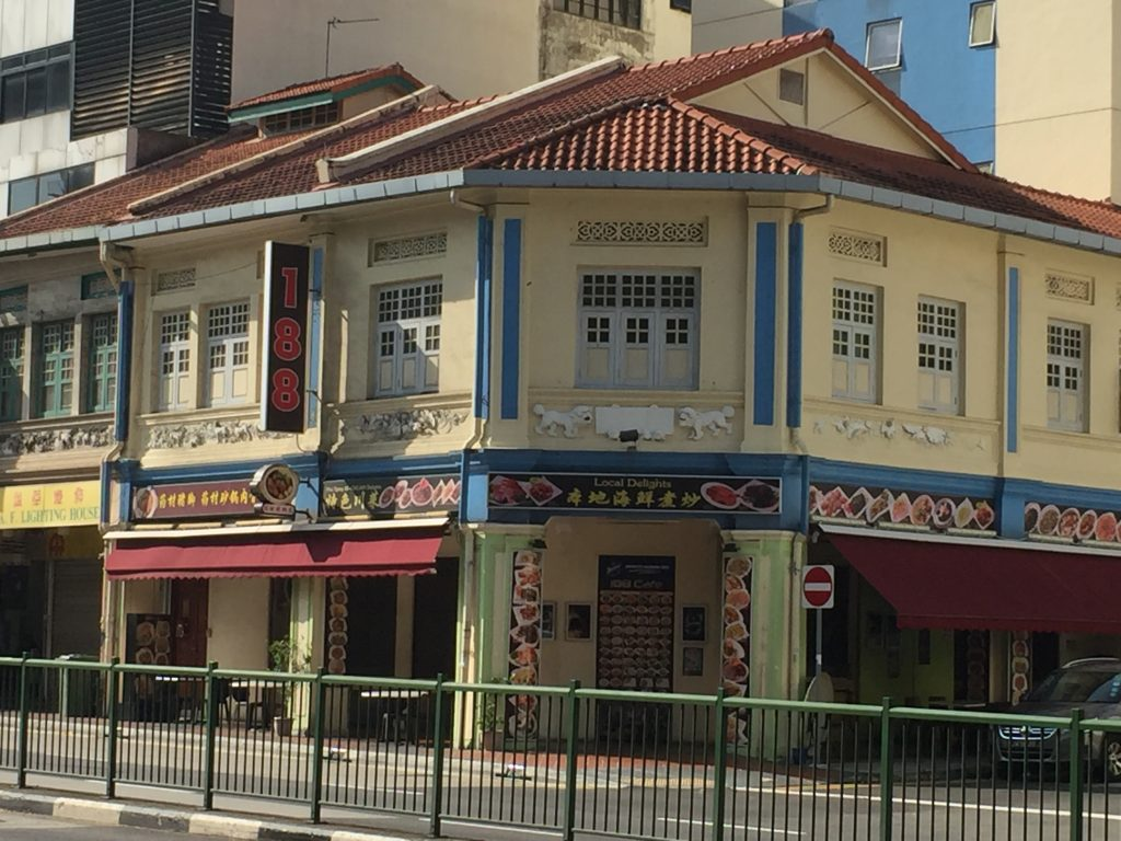 Singapore Balistier Heritage Trail