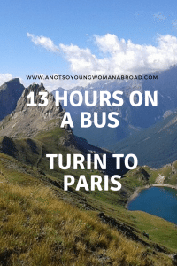 13 Hours on a Bus - Solo Female Travel