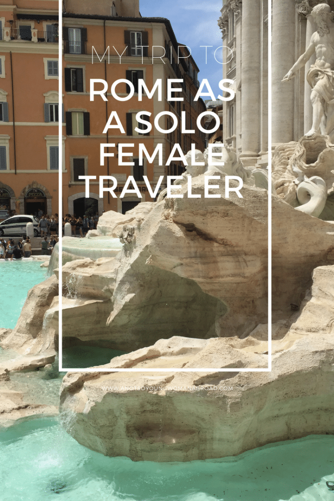 Solo Travel to Rome