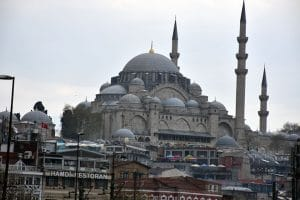 Istanbul solo travels