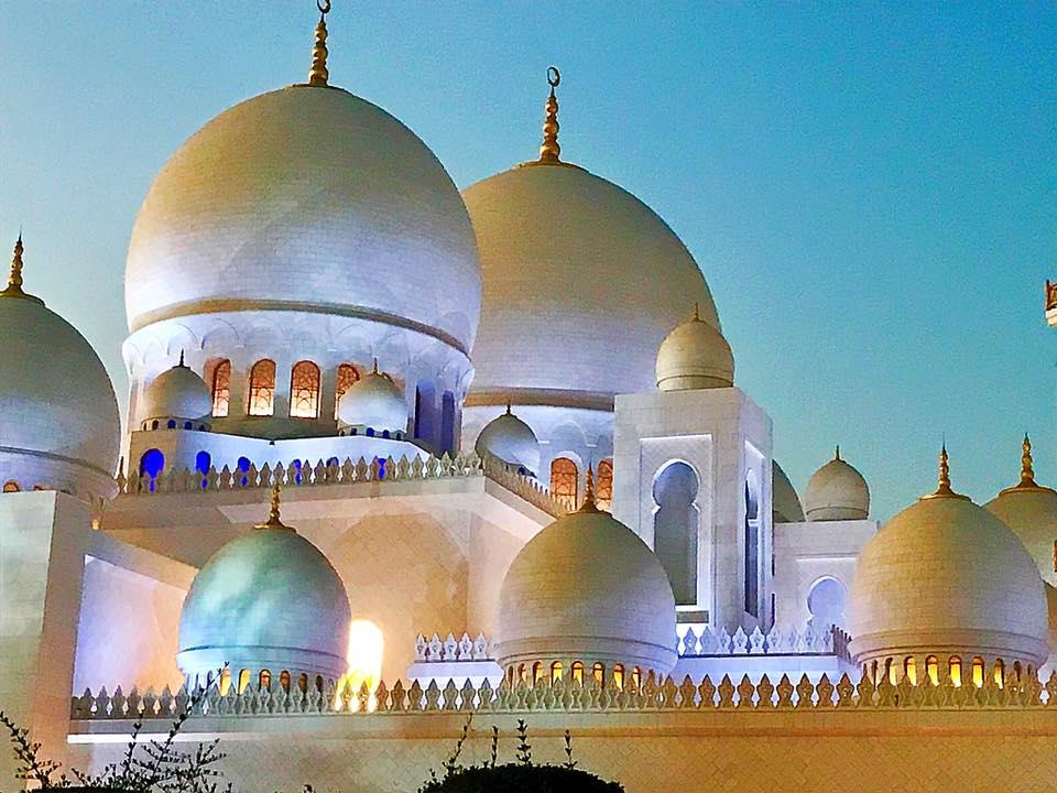 Mosque UAE