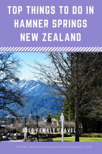 Solo Female Travel New Zealand