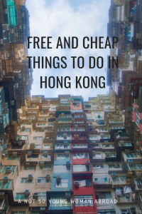 Looking for things to do in Hong Kong? Check out these free and cheap things to do.