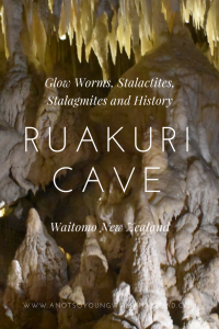 Ruakuri Cave New Zealand