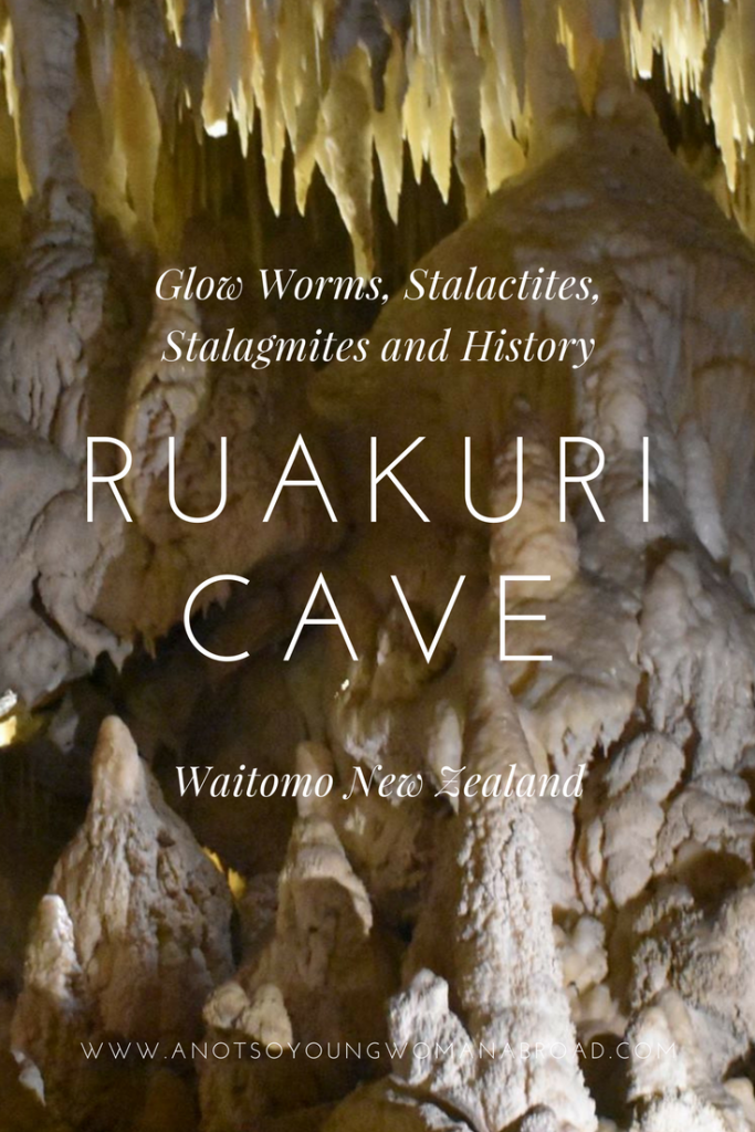 Ruakuri Cave New Zealand