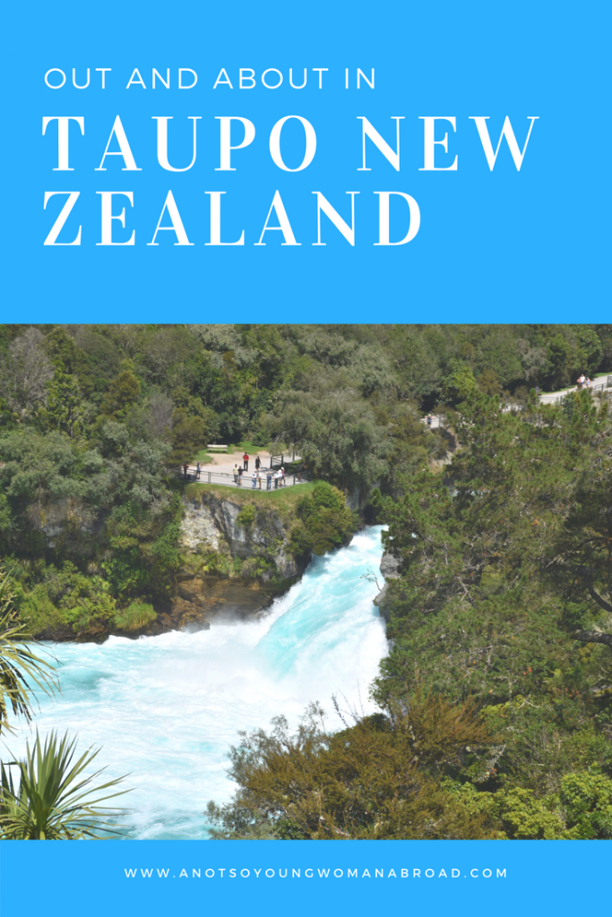 Taupo New Zealand - Solo Female Travel