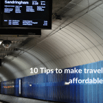 make travel affordable