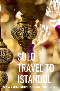 Solo travel to Istanbul