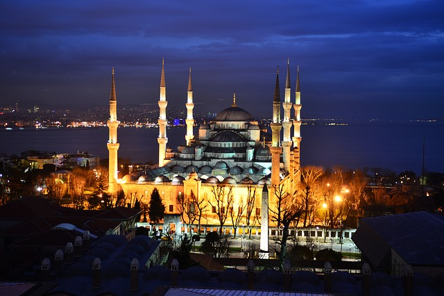 My trip to Istanbul