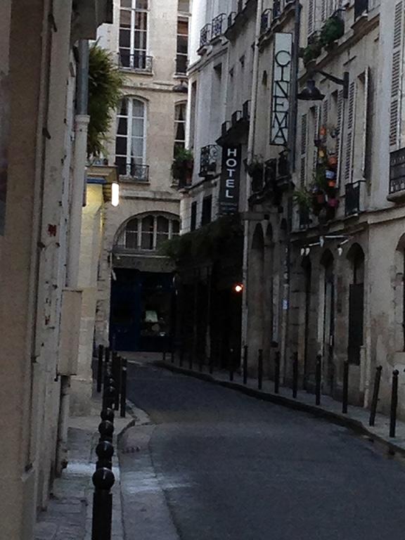 Rue Git Le Coeur in the Latin Quarter Paris