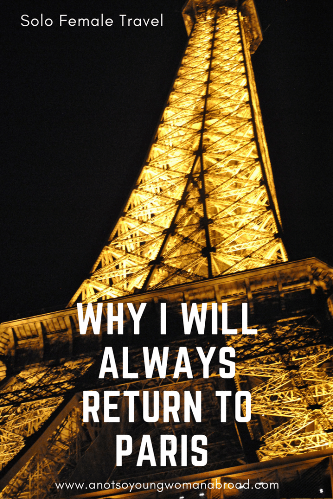 Paris is the perfect place to immerse yourself in culture and history. #paris #europe #solofemaletravel