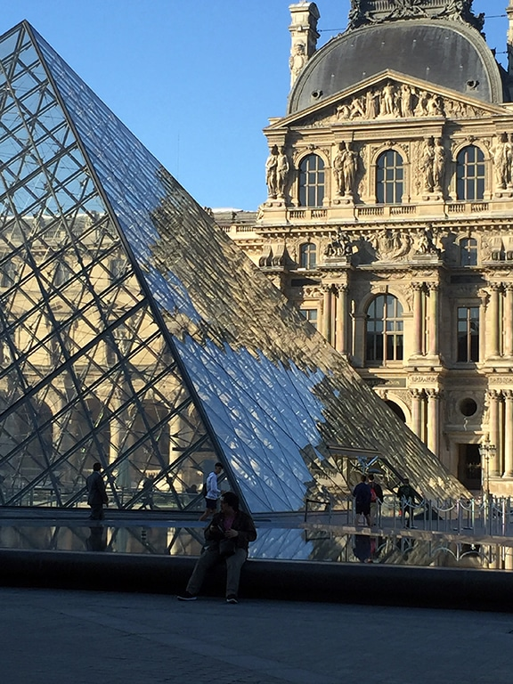 Museum du Louvre Paris