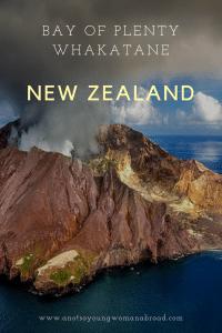 White Island Bay of Plenty New Zealand