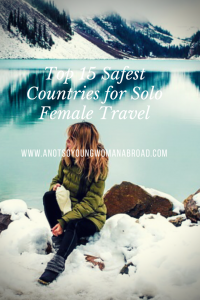 Top 15 Safest countries for Solo Female Travel
