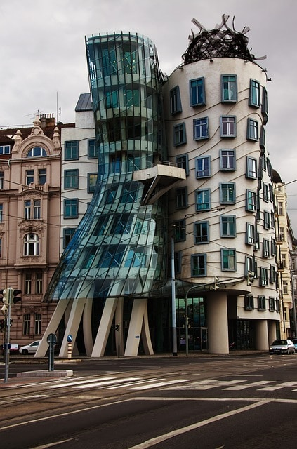 The Dancing House Czech Republic
