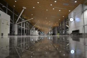 Sleeping in airports Kuala Lumpur