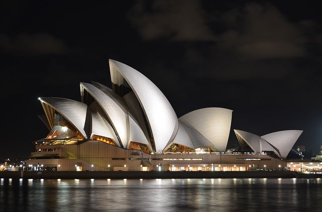 Sydney Opera House travel inspiration