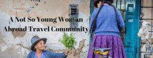 Female Travel community