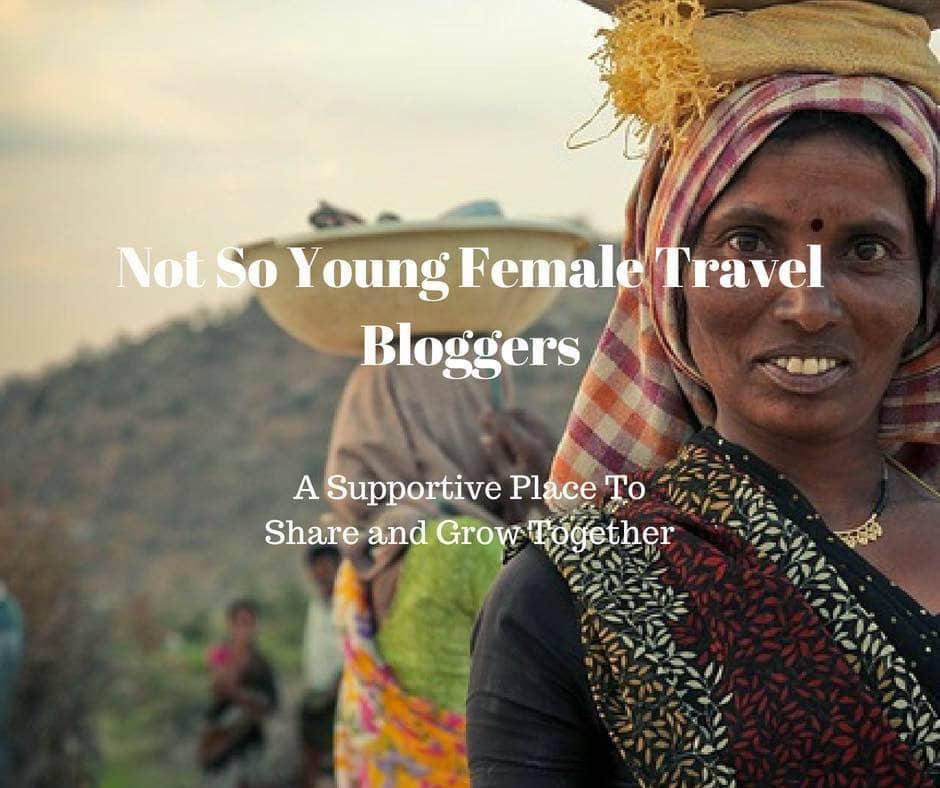 Female travel bloggers