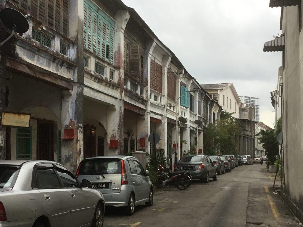 Heritage Shop Houses Georgetown Penang