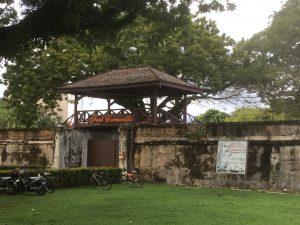 Fort Cornwallis Georgetown Penang