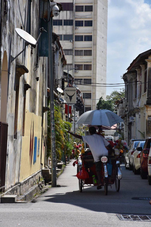 Bikes in Penang
