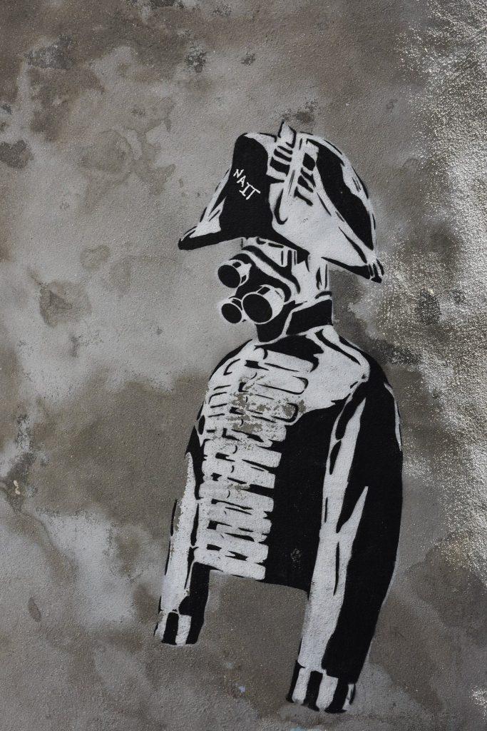 Penang points of interest. Street Art Georgetown