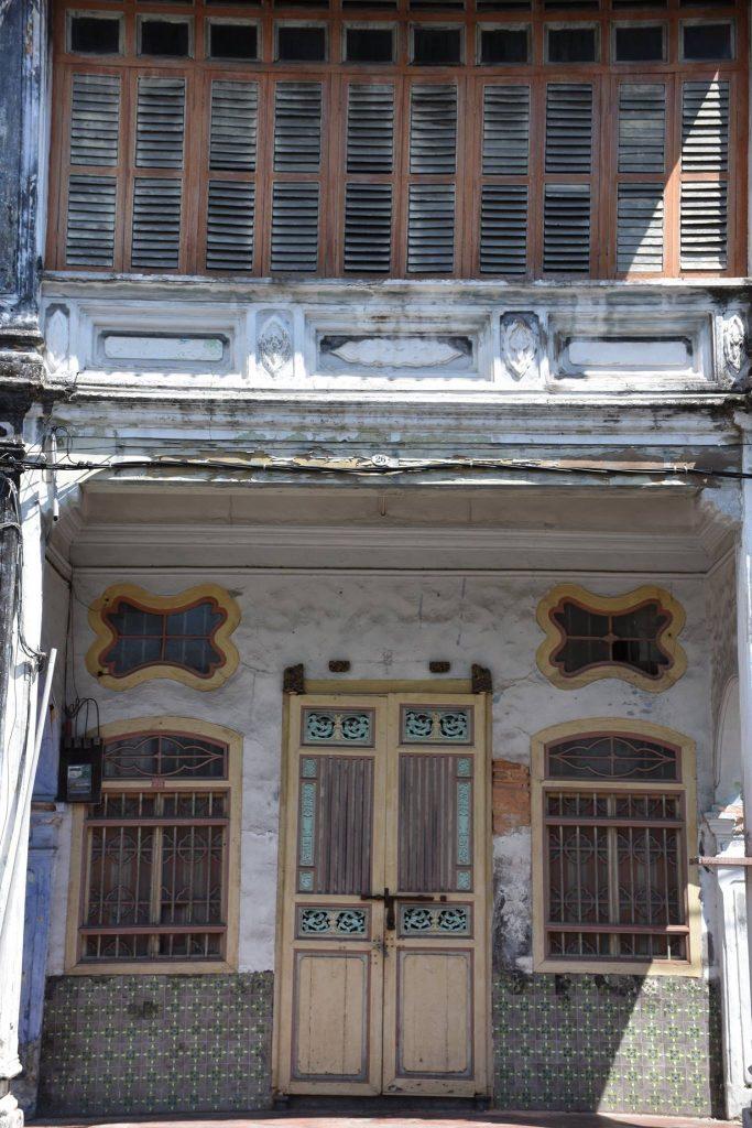 Heritage Shop house Georgetown Penang