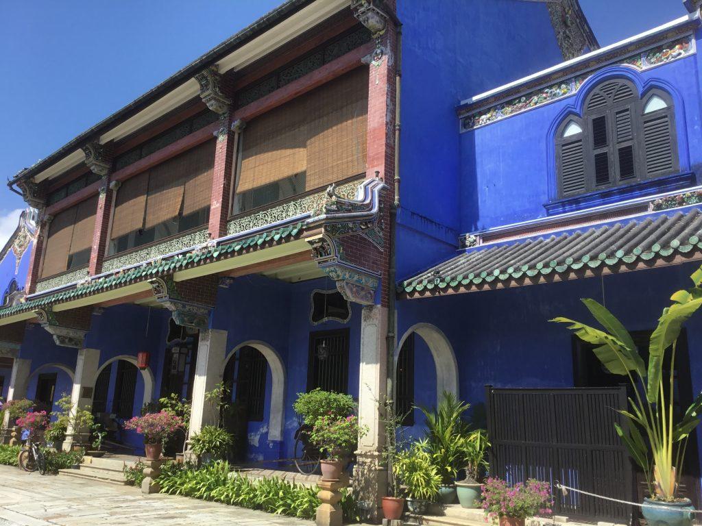 Blue Mansion Georgetown Penang
