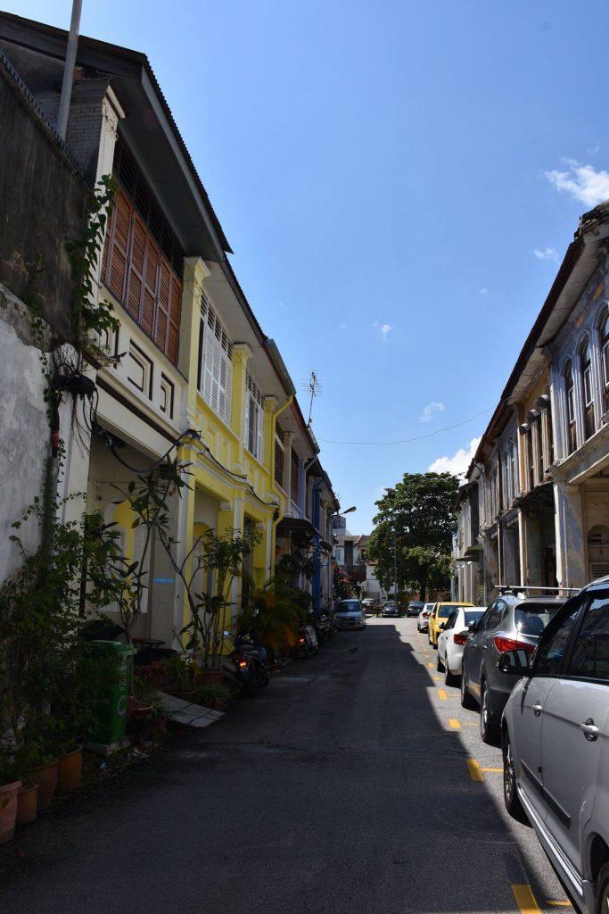 UNESCO Heritage site Georgetown Penang