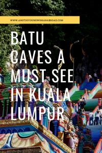 Batu Caves a must see