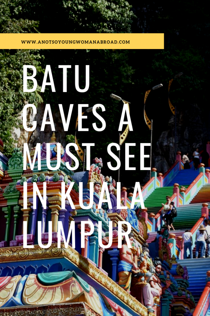 Batu Caves a must see