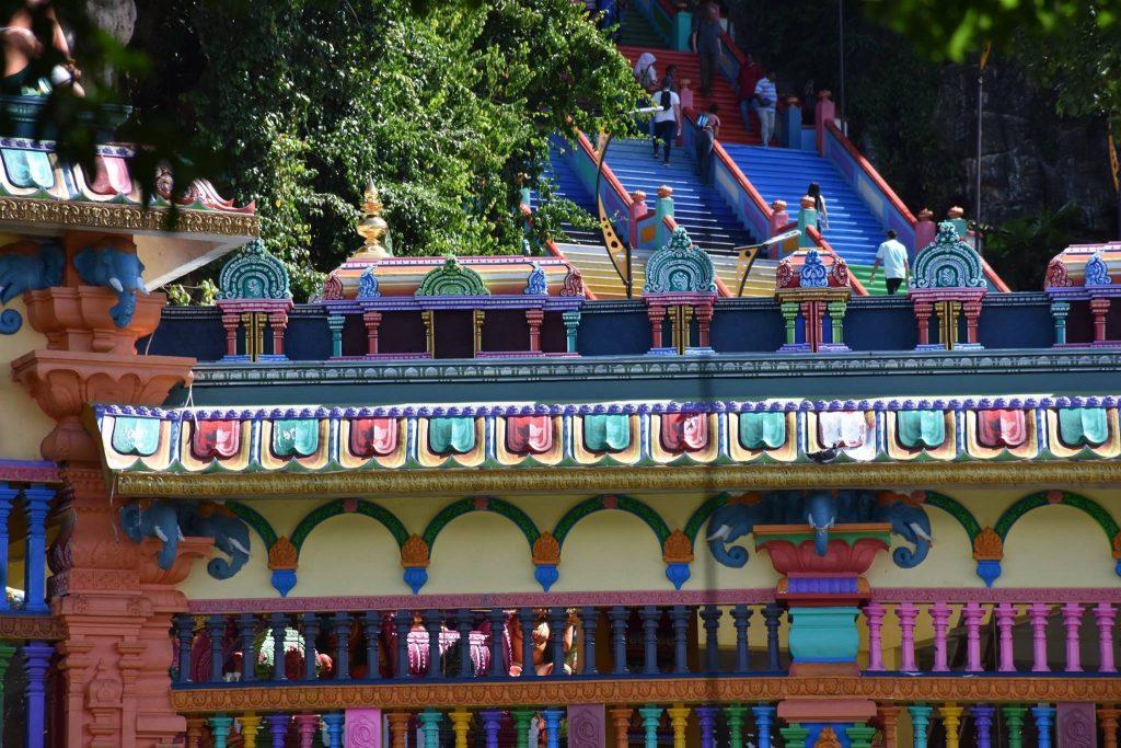 Hindu temple Batu Caves