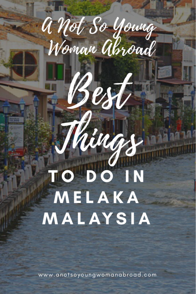 Top things to do in Melaka Malaysia
