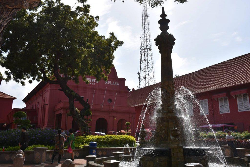 Red Square Melaka