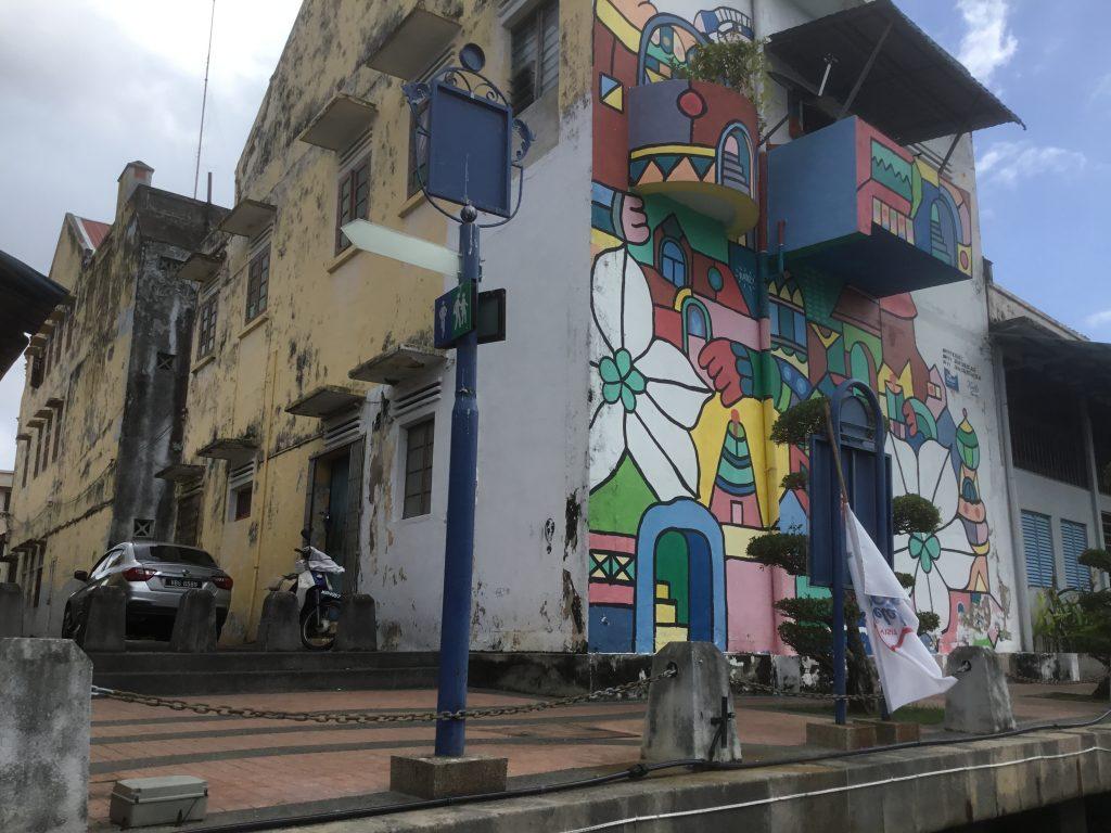 Street Art in Melaka
