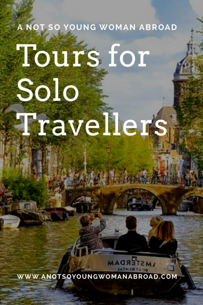 Want to travel solo, but not ready to go it totally alone? Here's some tour companies that cater for solo travellers.