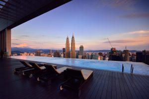 Twin towers Malaysia