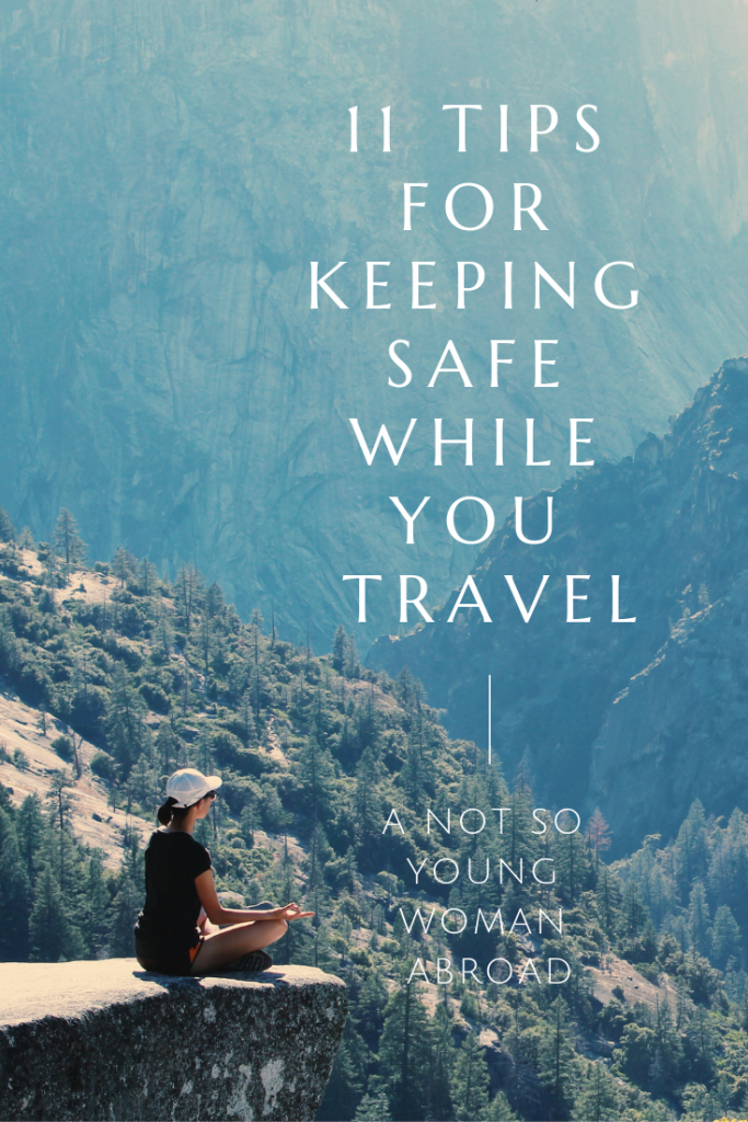 11 tips for keeping safe while you travel
